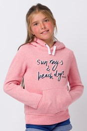 Animal Freckle Girls Hoodie