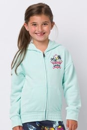 Animal Keely Girls Zip Hoodie