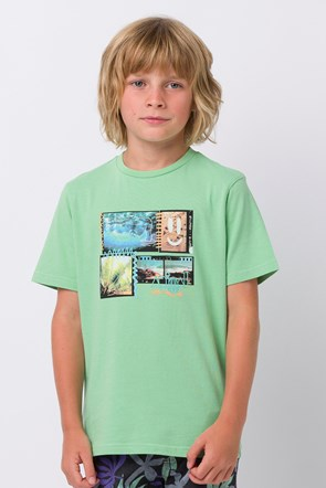 Animal Mashed Boys Tee
