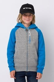 Animal Humming Boys Zip Hoodie