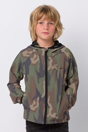 Animal Trooper Boys Packaway Jacket