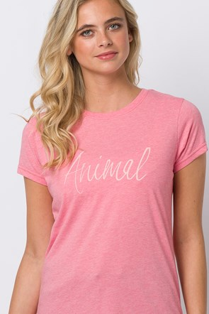 Animal Reel Me In Womens Tee