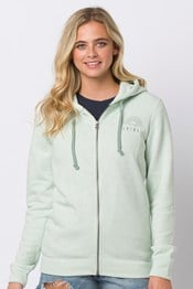Animal Palmira Womens Zip Hoodie