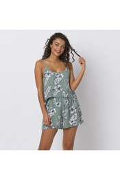 Animal Shake It Womens Playsuit