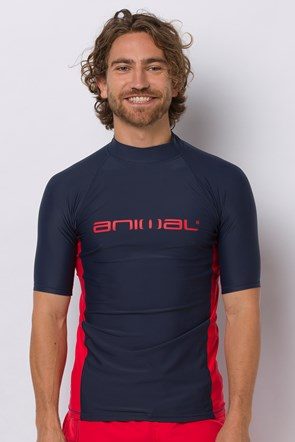 Animal Luli Mens Rash Vest