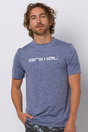 Animal Latero Mens Rash Tee