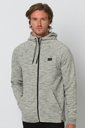 Animal Venture Mens Zip Hoodie