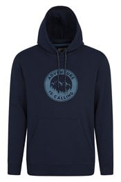 Adventure Graphic Mens Hoodie