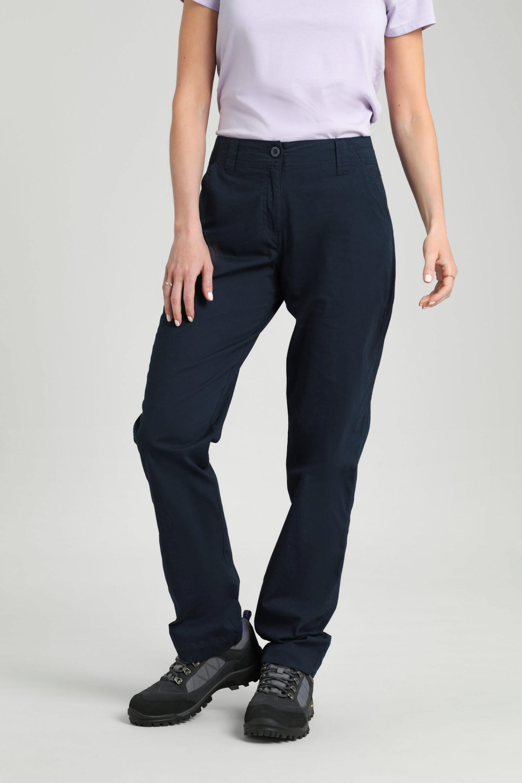 Coastal Stretch - spodnie damskie 84cm - Navy