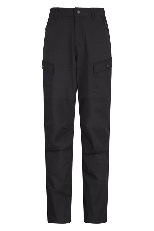 Expedition Hybrid Trousers - spodnie damskie - 84cm - Black