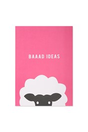 Neon Sheep Neon Sheep Chunky Paperback A5 Notebook