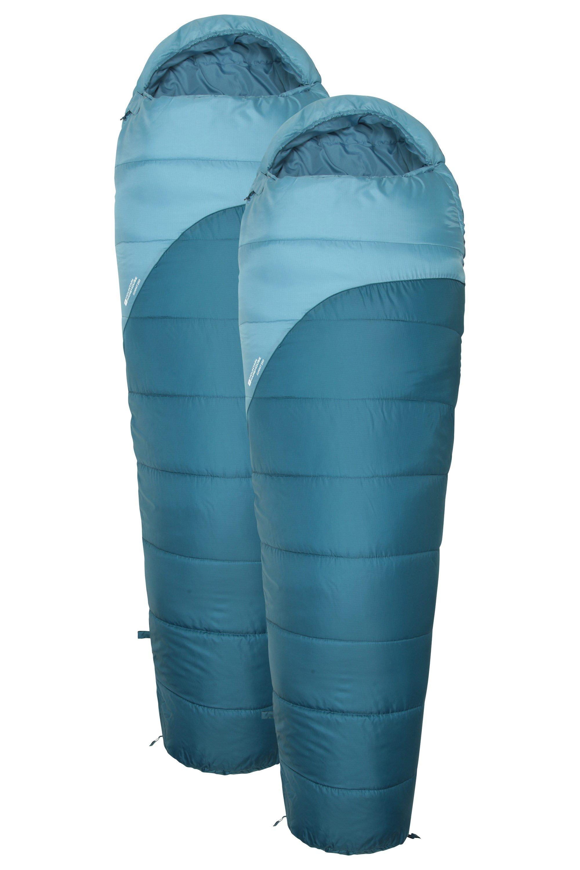 Summit 250 Winter Sleeping Bag Set - Dark Grey