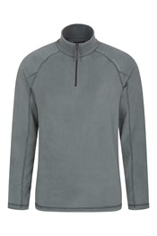Benton Mens Half-Zip Fleece