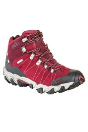Oboz Bridger Mid Womens Mid Waterproof Boot