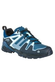 Oboz Arete Low Womens Waterproof Shoe