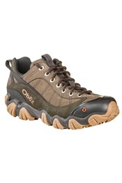 Oboz Firebrand II Mens Low Leather Shoe