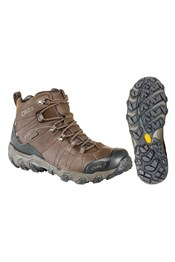 Oboz Bridger Premium Mid Mens Waterproof Boot