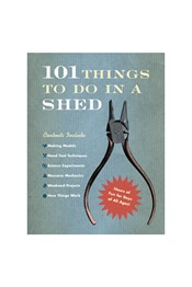 Penguin Books - 101 Things To Do In A Shed
