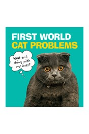 Penguin Books - First World Cat Problems