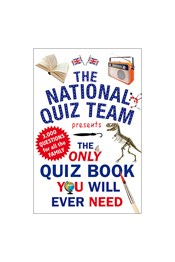 Penguin Books - The Only Quiz Book You Will Ever Need