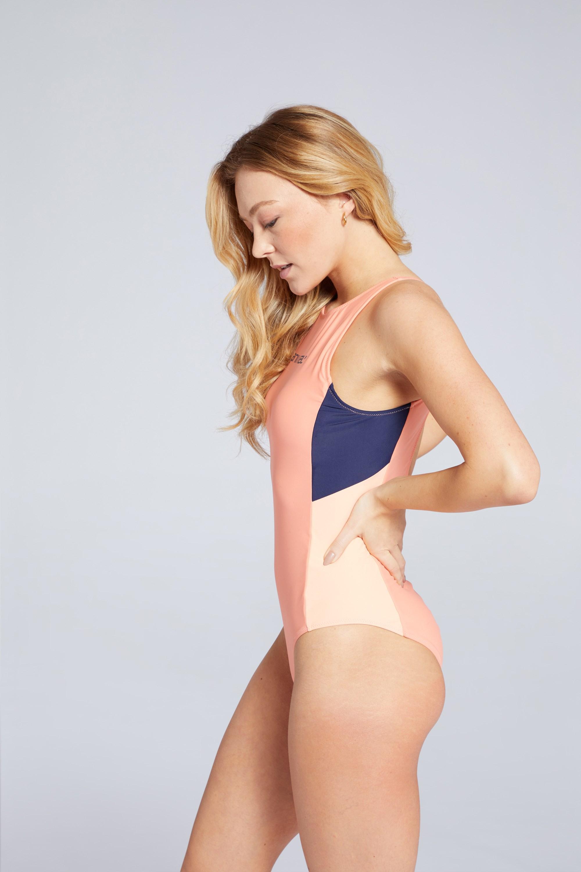 Dandelion Ii Womens Tie Bikini Bottoms - Navy