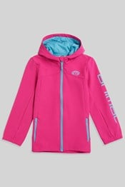 Animal Coastland Kids Recycled Jacket
