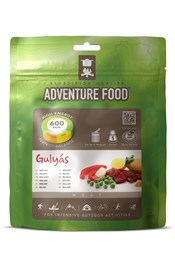 Adventure Food Meal Gulyas
