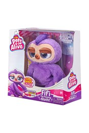 Neon Sheep Pets Alive - Fifi The Flossing Sloth