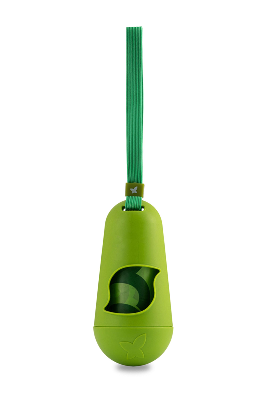 Degradable Dog Poo Bags - 3 Pk - Green