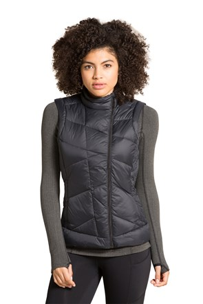 Layer It Down Padded Gilet
