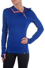 On Form Merino Hooded Top
