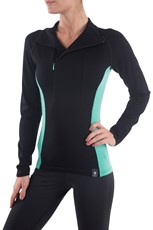 Womens Studio Luxe Merino Midlayer