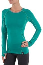 Womens Elevate Long Sleeve Merino Tee