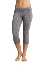 Stretchy Flex Womens Capri Leggings