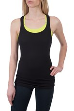 Time To Reflect Womens Yoga Vest