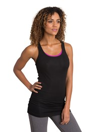 Zakti Time To Reflect Womens Yoga Vest