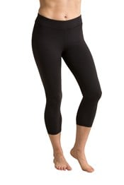 Zakti Stretchy Flex Womens Capri Leggings