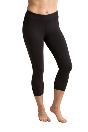 Stretchy Flex Capri Leggings