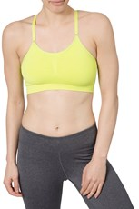 Perfect Poise Womens Yoga Bra