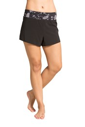 Zakti On Your Marks Womens Shorts