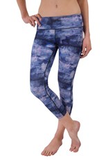 Womens Printy 7/8 Leggings