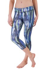 Womens Printy Capri Leggings