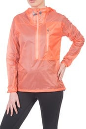 Zakti Super Shield Womens Pullover