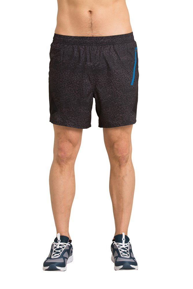 Train For It Shorts - Black