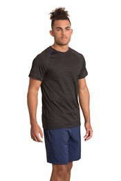 Zakti Mens All Rounder Merino Tee