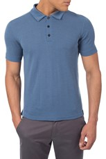 Freely Merino Mens Polo
