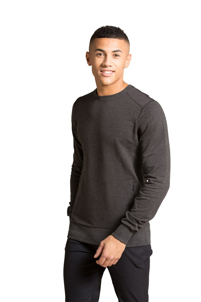 Apollo Sweatshirt - Grey