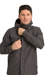 Zakti Concrete Jungle Mens Softshell Jacket