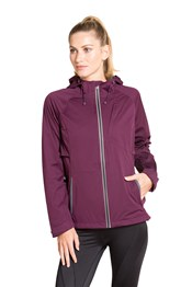 Zakti Finalist Womens Running Jacket
