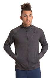 Zakti In The Method Mens Midlayer Jacket